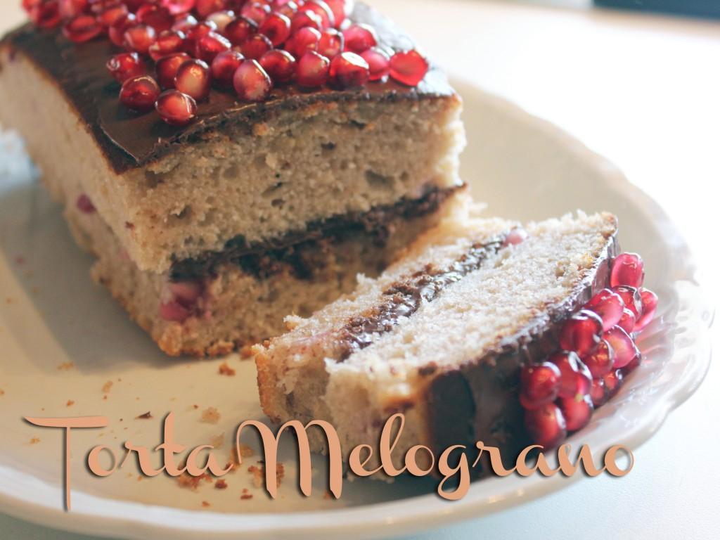 Ricette dolci con melagrana