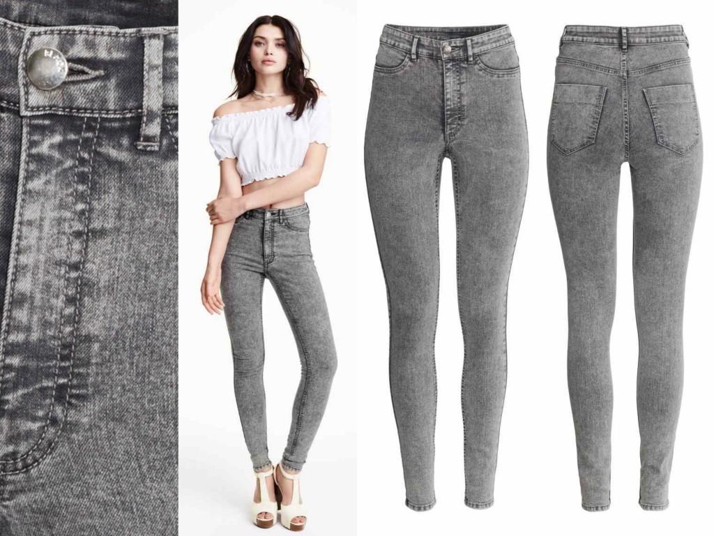 collage immagini sito shop H&M